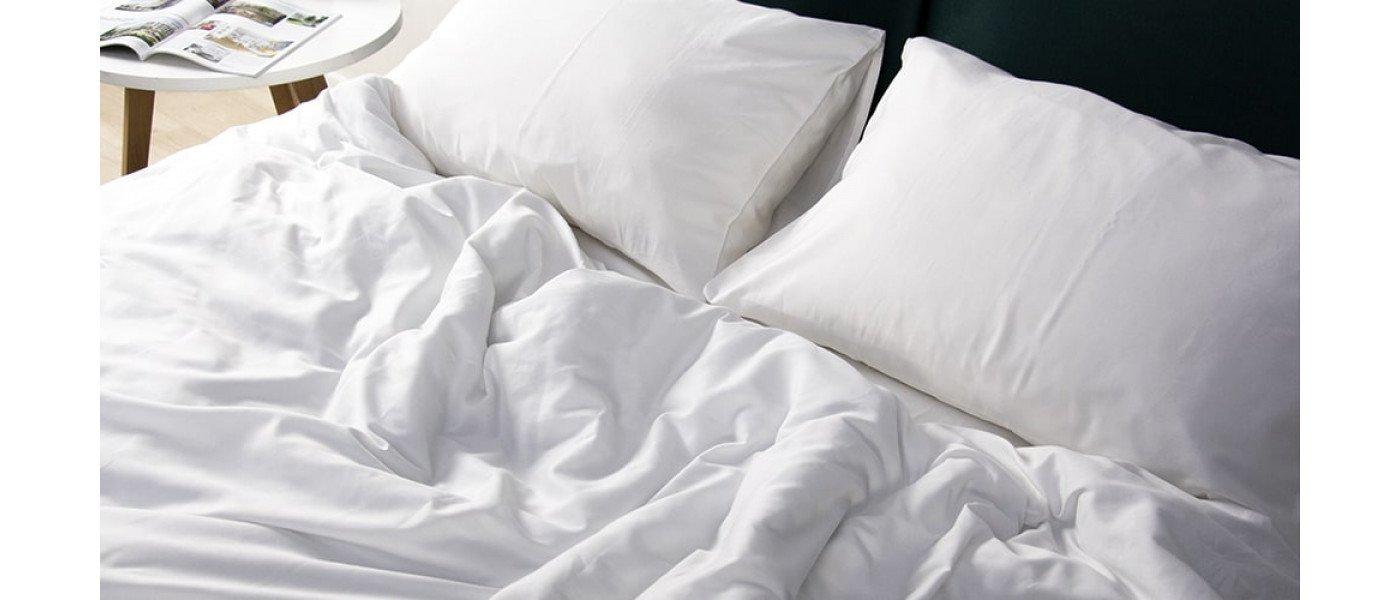 Хорошее постельное белье - основа для сна и отдыха