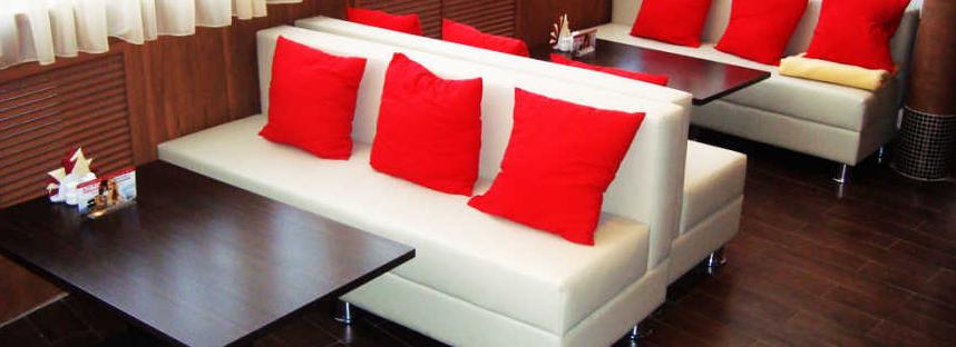 Вибір дивана для кафе