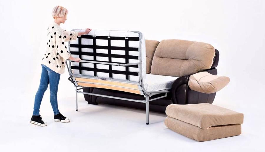 Виды механизмов для раскладных диванов