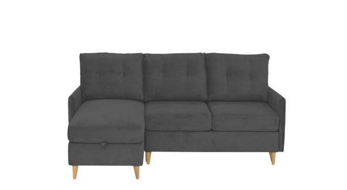 """""""Вест"""" кутовий диван 3-місний розкладний"""
