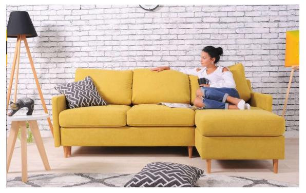 "Угловой диван ""Лайф"""