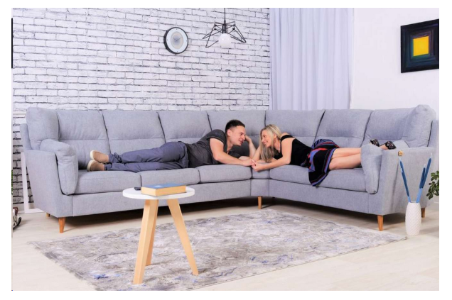 """Угловой диван """"Хюгге"""""""